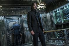 Uproxx reports Keanu Reeves' is killing it in 'John Wick: Chapter 3 - Parabellum', and the news gets better!Lionsgate confirmed 'John Wick will be happening, along with an official release date.John Wick 4 will reportedly hit theaters May Keanu Reeves John Wick, Actor Keanu Reeves, John Wick Film, Watch John Wick, Michael Sheen, Charles Manson, Tessa Thompson, Jamie Lee Curtis, George Clooney
