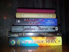 Mis lecturas de Febrero ;)