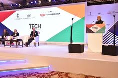 Today, the world is at an inflection point where technology advancement is transformational: PM Modi Vital that India & the UK, two countries linked by history, work together to define the knowle Inflection Point, Recent News, Working Together, 21st Century, Knowledge, India, Technology, Tech, Consciousness