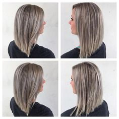 #ShareIG Silver Lob. STYLIST: @heatherscrazylife Tag someone who would LOVE THIS! Follow @heatherscrazylife on #periscope @hotseatheather