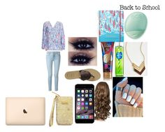"""back too school with britianxxbeauty!"" by britianxxbeauty on Polyvore"