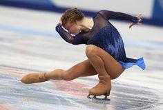 Wallpaper Yulia Lipnitskaya, skater, ice, Sochi 2014, olympic games, figure skating desktop wallpape…