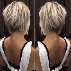 12 Amazing Blunt Bob Hairstyles You'd Love to Try This Year! 12 Amazing Blunt Bob Hairstyles You'd Love to Try This Year! Blunt Bob Hairstyles, Popular Short Hairstyles, Thin Hairstyles, Choppy Bob Hairstyles, Stylish Hairstyles, Images Of Short Hairstyles, Womens Bob Hairstyles, Female Hairstyles, Woman Hairstyles