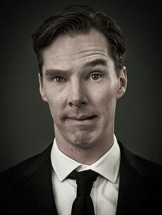 That face! #BenedictCumberbatch