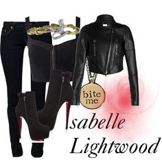 """""""Isabelle Lightwood"""" by aleegrc1128 on Polyvore"""