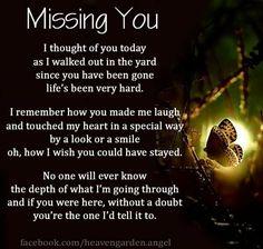 I miss u so much, dad