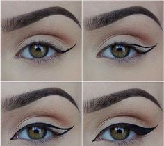 Cat eye how to