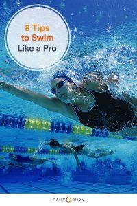 8 Beginner Swimming Mistakes
