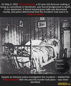 23 Creepy Unsolved Mysteries Nobody Can Explain | Cracked.com