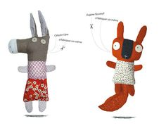 DIY Soft Toy Sewing Kit for Kids
