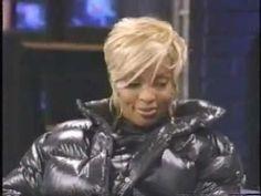Mary J. Blige Interview on Video Soul November 1994