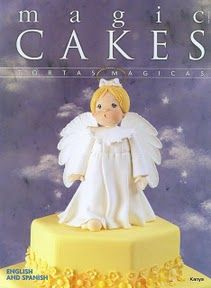 "МК ""Торты на крестины"" -Christening cake tutorials - Мастер-классы по украшению тортов Cake Decorating Tutorials (How To's) Tortas Paso a Paso Cake Decorating Books, Cake Decorating Tutorials, First Communion Cakes, Baptism Cakes, Fondant, Angel Cake, Fancy Cakes, Cake Tutorial, Themed Cakes"