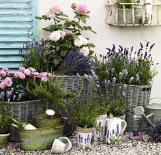 Zahrada naplní vašeho ducha radostí, dodá vám sílu, energii, a pokud jste jedním z těch, kterým je blízko vše, co voní historií a časem, určitě se najdete ve vintage stylu.