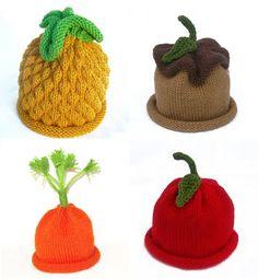 Petits chapeaux pour bébé