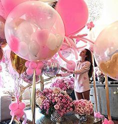 Playboy model celebrates anniversary without her millionaire husband Mylar Balloons, Helium Balloons, Latex Balloons, Birthday Diy, Girl Birthday, Birthday Parties, Happy Birthday, Birthday Ideas, Birthday Goals