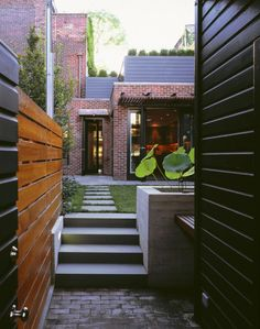 RobitailleCurtis, Remodelista Directory Profile Page | Remodelista-- Linear modern pavers