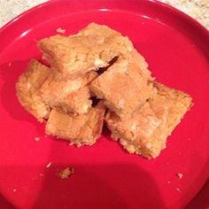 Vanilla Brownies - Allrecipes.com