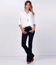 Camisa feminina  Modelo ampla  Manga longa  Marca: Marfinno  Tecido: viscose  Composição: 100% viscose   Modelo veste tamanho: P        Medidas da Modelo:   Altura: 1,73  Busto: 78  Cintura: 61  Quadril: 89       COLEÇÃO INVERNO 2016         Veja outras opções de    camisas femininas.