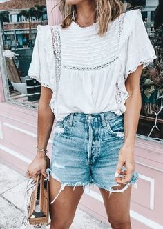 Cute Casual Outfits, Casual Chic, Spring Summer Fashion, Spring Outfits, Ootd, Fresh, Everyday Outfits, Fashion Outfits, Girl Fashion