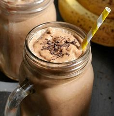 CHOCOLATE DELIGHT SMOOTHIE