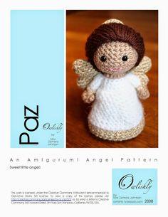 Angelito a crochet - Mary N - Веб-альбомы Picasa