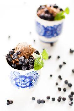 Nerkowcowy deser lodowy - RAW. #desery #lody #inteligentnystyl www.amica.com.pl