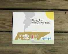 Rocky Top Tennessee: 8x10 Print. $10.00, via Etsy.