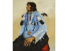 Ghost Dancer, Arapaho by Paul Pletka kK