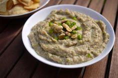 Salata Aswad - sub peanut butter for sunflower butter?