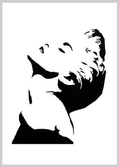 Madonna reusable mylar wall art stencil Various sizes available | eBay