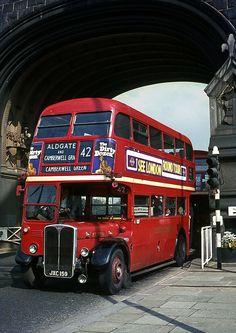 London Bus, East London, London Transport, London Travel, Rt Bus, Routemaster, Double Decker Bus, Bus Coach, Bus Station