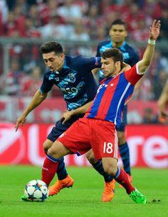 Bayern München - FC Porto Juan Bernat