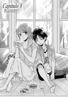 Mikansei Lovers Capítulo 8 página 1 (Cargar imágenes: 10) - Leer Manga en Español gratis en NineManga.com