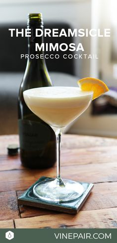 The Dreamsicle Mimosa Recipe