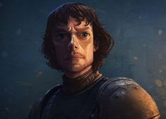 A good man, Meybis Ruiz Cruz Game Of Thrones Artwork, Game Of Thrones Tv, Character Creation, Character Design, Alone Game, Game Of Thones, The North Remembers, Les Continents, King In The North