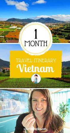 Looking to spend one month in Vietnam? Then I have you covered with this itinerary outlining everything I got up to with some extra travel tips too!