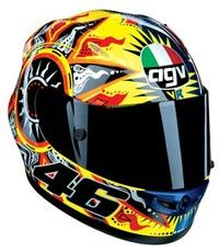 AGV Makes The Best Motorcycle Helmets.