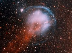 HFG1 a cosmic jellyfish via bad astronomy