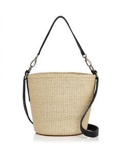 black Persevering Women Handmade Round Beach Shoulder Bag Circle Straw Bags Summer Woven Rattan Handbags Women Messenger Bags Luggage & Bags