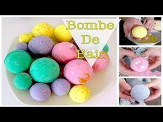 DIY | Bombe de bain | Bath Bomb - YouTube
