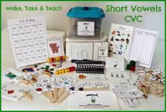 5 Reading Intervention Kits for Teachers:
