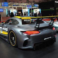 【東京モーターショー2015】メルセデス・ベンツ、「Mercedes AMG GT3」 - Autoblog Japan