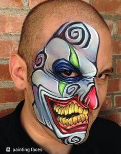 Ronny Mena Art - Facepainting