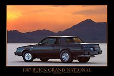 Buick Grand National - LGMSports.com
