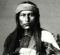 Chief Naiche (ca. 1857-1919) was the final hereditary chief of the Chiricahua band of Apache Indians.