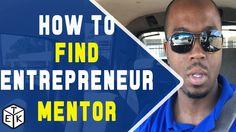 How to Find a Mentor as a Entrepreneur !    Mentoring