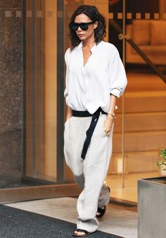 16 Subtle Victoria Beckham Style Tweaks That Make All the Difference via @WhoWhatWearUK