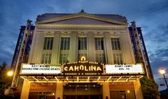 Carolina Theatre, Greensboro, NC