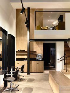 Gallery   Australian Interior Design Awards - Second floor metalic structure/frame