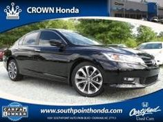2015 Honda Accord Sport Sedan Crown Honda of Southpoint